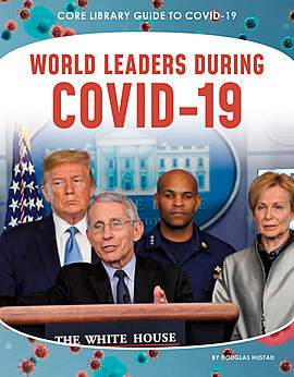 Cover: World Leaders during COVID-19