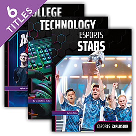 Cover: Esports Explosion