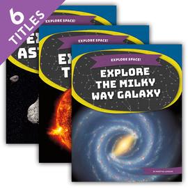 Cover: Explore Space!