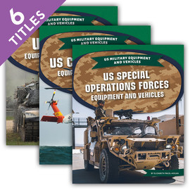 Cover: US Military Equipment and Vehicles