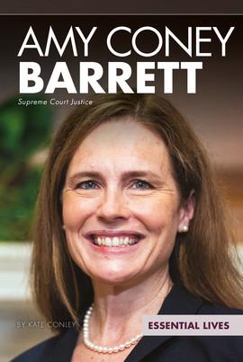 Cover: Amy Coney Barrett: Supreme Court Justice