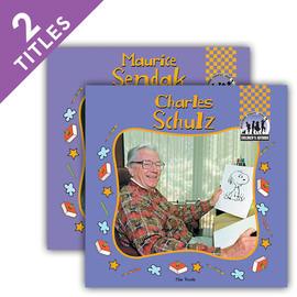 Cover: Children's Authors Set 1