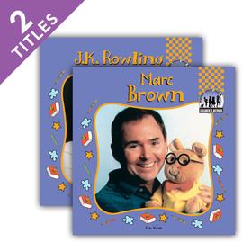 Cover: Children's Authors Set 2