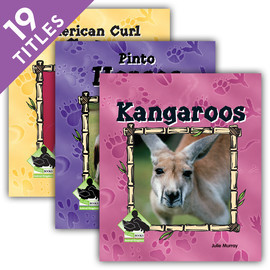 Cover: Animal Kingdom Set 2
