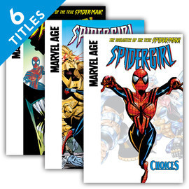 Cover: Spider-Girl
