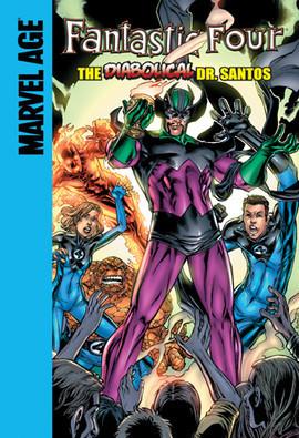 Cover: Diabolical Dr. Santos