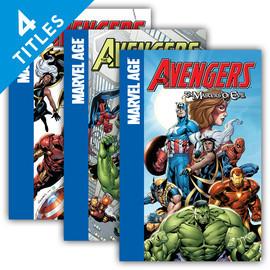 Cover: Avengers Set 1