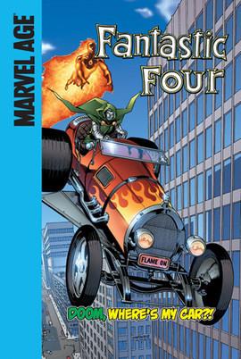 Cover: Doom, Where's My Car