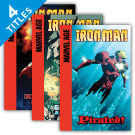 Cover: Iron Man Set 2