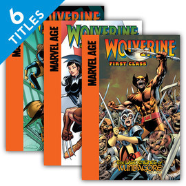 Cover: Wolverine: First Class Set 1