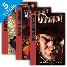 Cover: Kidnapped!