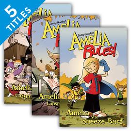 Cover: Amelia Rules! Set 1