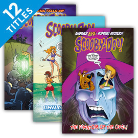Cover: Scooby-Doo Graphic Novels Set 2