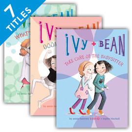 Cover: Ivy & Bean