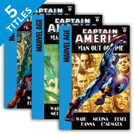 Cover: Captain America