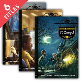 Cover: Ghost Detectors Set 1