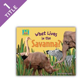 Cover: Animal Habitats