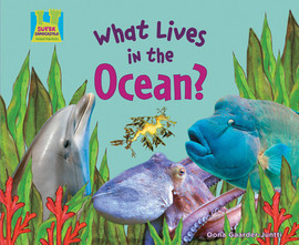 Cover: What Lives in the Ocean?