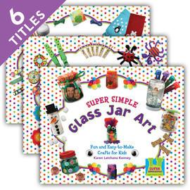Cover: Super Simple Crafts