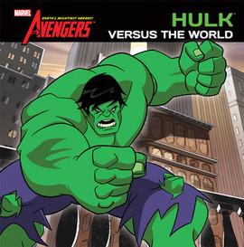 Cover: Hulk Versus the World