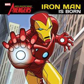 Cover: Iron Man is Born
