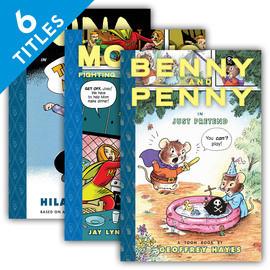 Cover: Toon Books Set 1