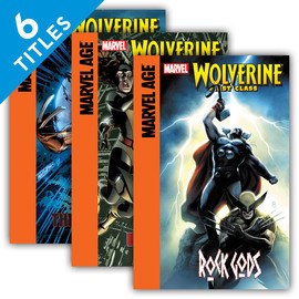 Cover: Wolverine: First Class Set 2