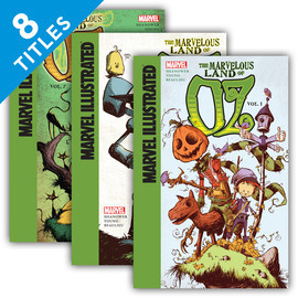 Cover: Marvelous Land of Oz