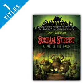 Cover: Scream Street Set 2