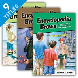 Cover: Encyclopedia Brown