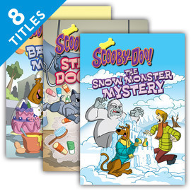 Cover: Scooby-Doo Leveled Readers
