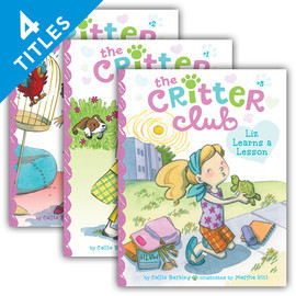 Cover: The Critter Club