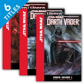 Cover: Star Wars: Darth Vader