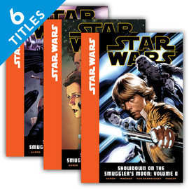 Cover: Star Wars: Showdown on the Smuggler's Moon