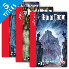 Cover: Disney Kingdoms: The Haunted Mansion