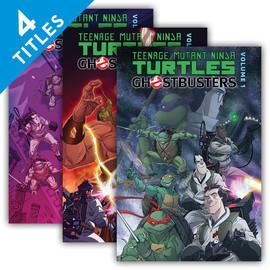 Cover: Teenage Mutant Ninja Turtles/Ghostbusters