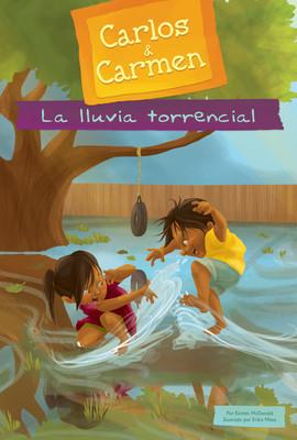 Cover: La lluvia torrencial