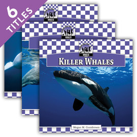 Cover: Whales Set 1