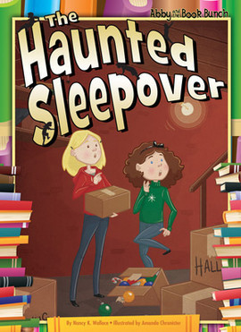 Cover: Haunted Sleepover