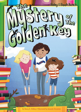 Cover: Mystery of the Golden Key
