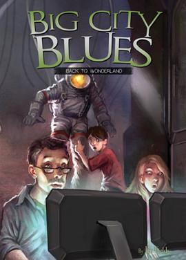 Cover: Big City Blues: Back to Wonderland Book 5