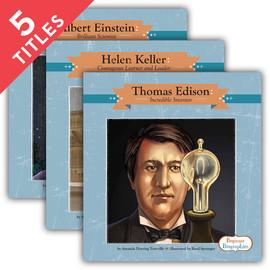 Cover: Beginner Biographies Set 2