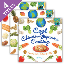 Cover: Cool World Cooking