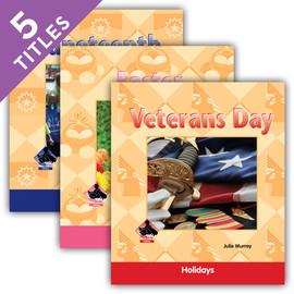 Cover: Holidays Set 3