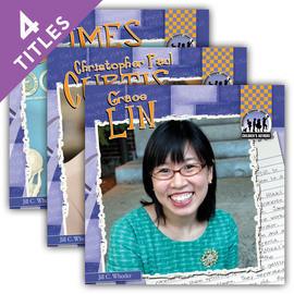 Cover: Children's Authors Set 6
