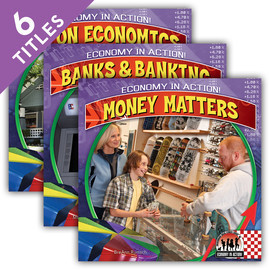 Cover: Economy in Action!