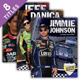 Cover: NASCAR Heroes: Racing Biographies