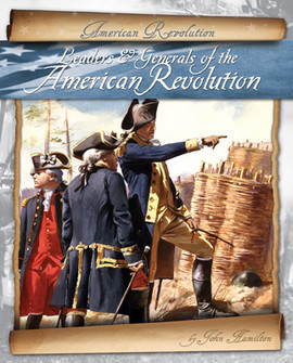 Cover: Leaders & Generals of the American Revolution