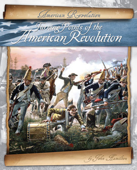 Cover: Turning Points of the American Revolution