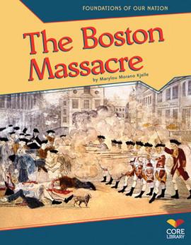 Cover: Boston Massacre